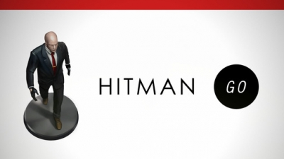 Screen ze hry Hitman GO