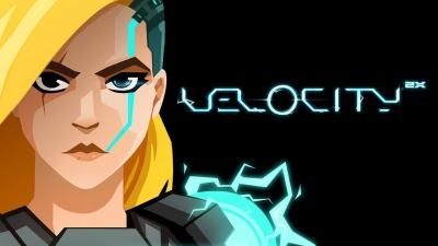 Artwork ke hře Velocity 2X