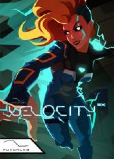 Obal hry Velocity 2X