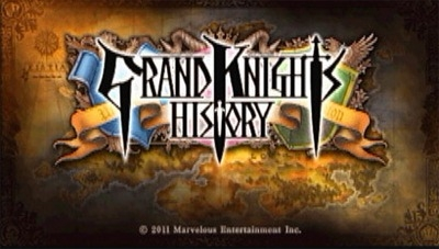 Screen ze hry Grand Knights History