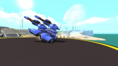 Screen ze hry Gear Up