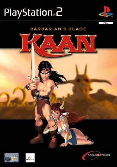 Obal hry Kaan: Barbarian´s Blade