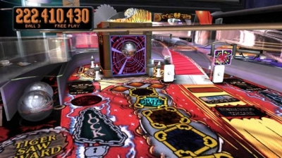 Screen ze hry Pinball Arcade