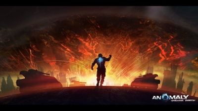 Artwork ke hře Anomaly: Warzone Earth