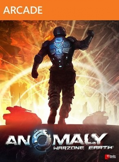 Obal hry Anomaly: Warzone Earth