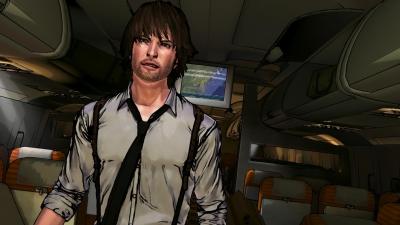 Screen ze hry D4