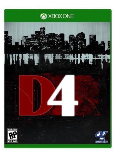 Obal hry D4