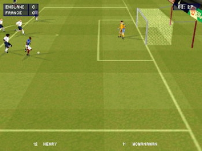 Screen ze hry This is Football 2
