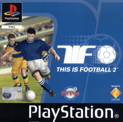Obal hry This is Football 2