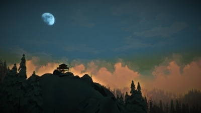 Screen ze hry The Long Dark