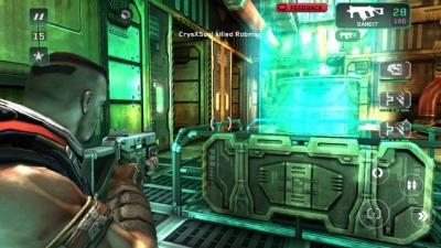 Screen ze hry SHADOWGUN: DeadZone