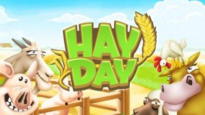 Artwork ke hře Hay Day