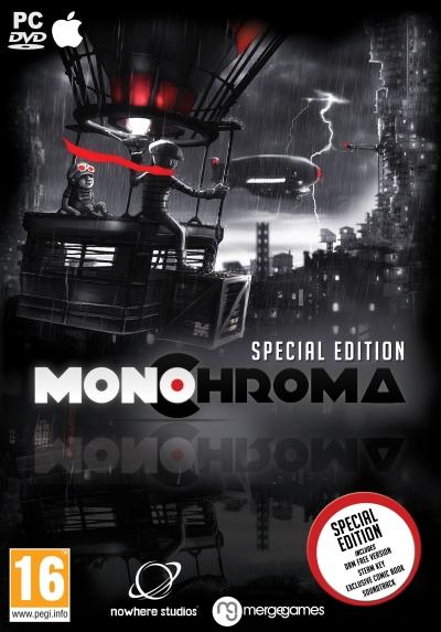 Obal hry Monochroma