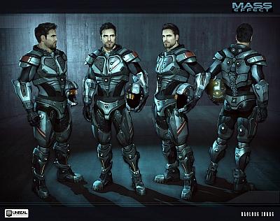 Screen ze hry Mass Effect: Andromeda