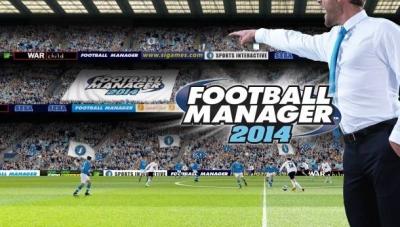Artwork ke hře Football Manager 2014