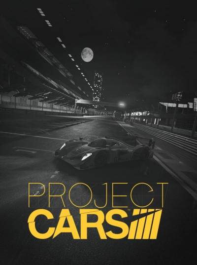 Artwork ke hře Project CARS
