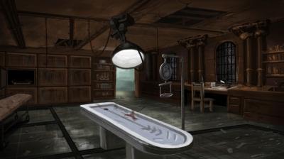 Screen ze hry Asylum