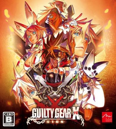 Artwork ke hře Guilty Gear Xrd -SIGN-