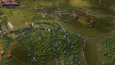 Artwork ke hře Ultimate General: Gettysburg