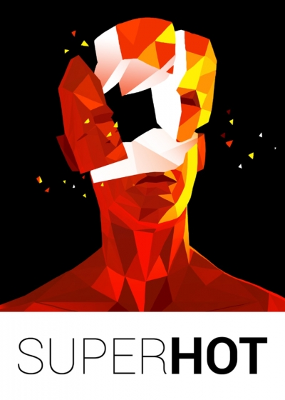Artwork ke hře Superhot