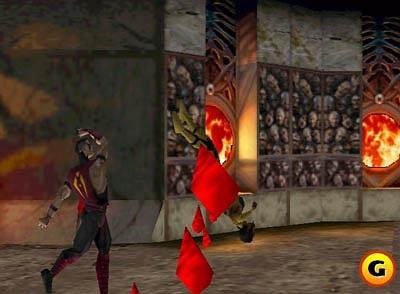 Screen Mortal Kombat 4