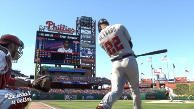 Screen ze hry MLB 14: The Show