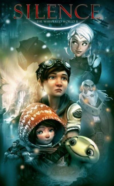 Artwork ke hře Silence: The Whispered World 2
