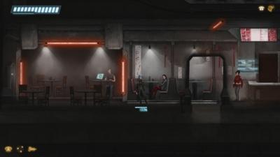 Screen ze hry Dex
