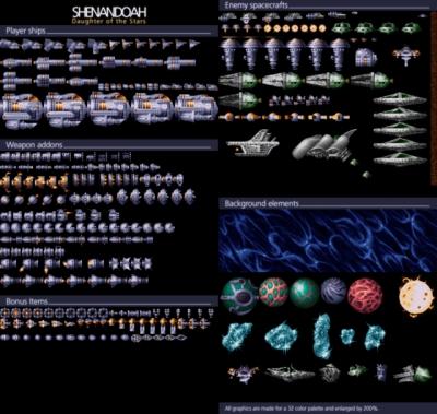 Artwork ke hře 1993: Space Machine