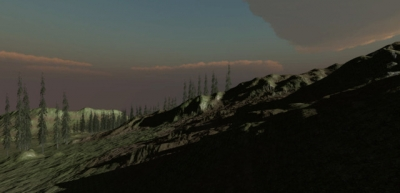 Screen ze hry Pantheon: Rise of the Fallen