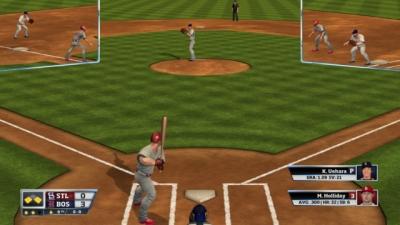 Screen ze hry R.B.I. Baseball 14