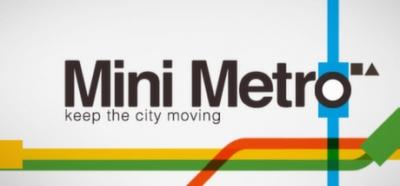 Artwork ke hře Mini Metro