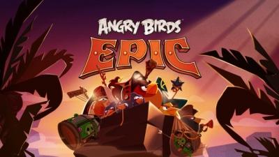Artwork ke hře Angry Birds Epic
