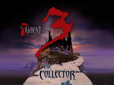 Artwork ke hře The 7th Guest 3: The Collector