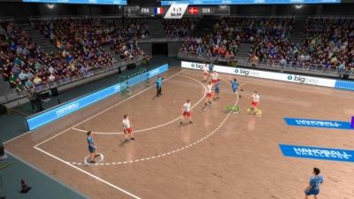 Artwork ke hře IHF Handball Challenge 14
