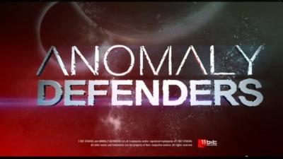 Artwork ke hře Anomaly Defenders