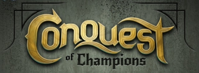 Artwork ke hře Conquest of Champions
