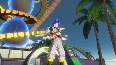 Screen ze hry DragonBall Xenoverse