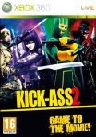 Artwork ke hře Kick-Ass 2