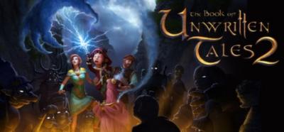 Artwork ke hře The Book of Unwritten Tales 2