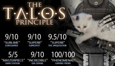 Artwork ke hře The Talos Principle