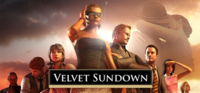 Artwork ke hře Velvet Sundown