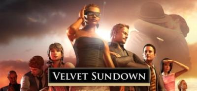 Artwork ke hře Velvet Sundown