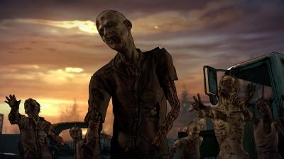Screen ze hry The Walking Dead: A New Frontier