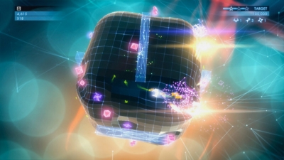 Artwork ke hře Geometry Wars 3: Dimensions