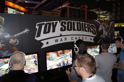 Artwork ke hře Toy Soldiers: War Chest