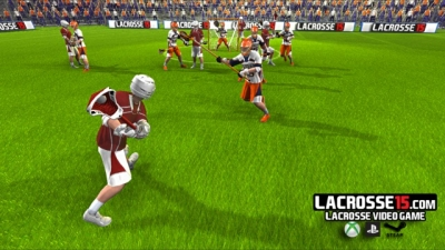 Artwork ke hře Lacrosse 15