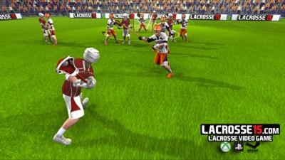 Artwork ke hře Lacrosse 15