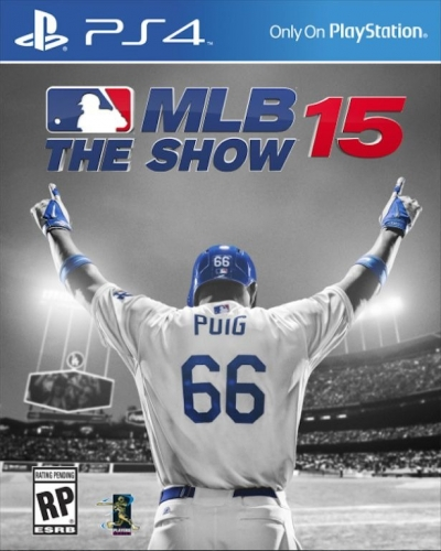 Artwork ke hře MLB 15: The Show