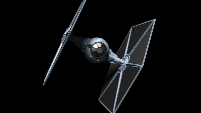 Artwork ke hře Star Wars: TIE Fighter